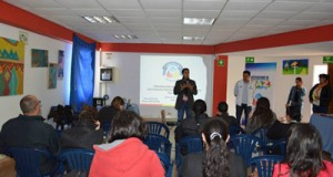 Administración capacita en prevención a Instituciones Educativas