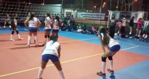 deportistas soposeñas representaron cundinamarca torneo voleibol
