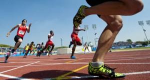 inauguracion pista atletismo zipaquira campeones mundiales