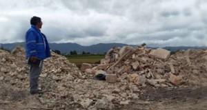 car atiende denunca comunidad  disposicion escombros cota