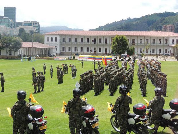 110 jovenes juraron bandera ejercito nacional