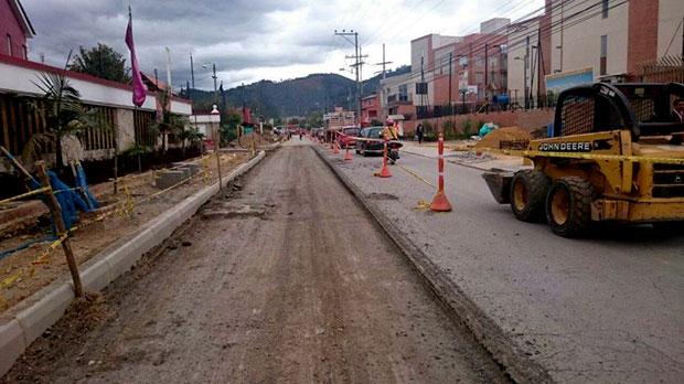 Via Cajica - Tabio El Hablador