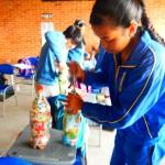 Ecoladrillos Colegio Ceis Sopó