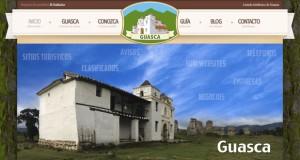 Portal web Guasca Info