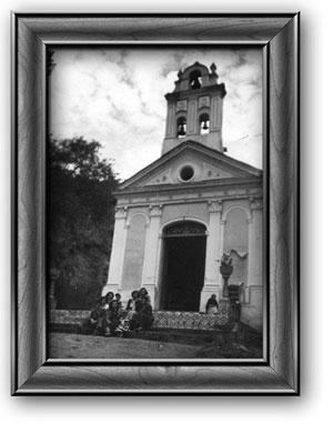 antigua capilla del santuario sopo