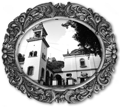 capilla del senor de la piedra sopo